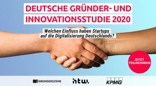 startup:net COOP: Deutsche Gründer- und Innovationsstudie 2020