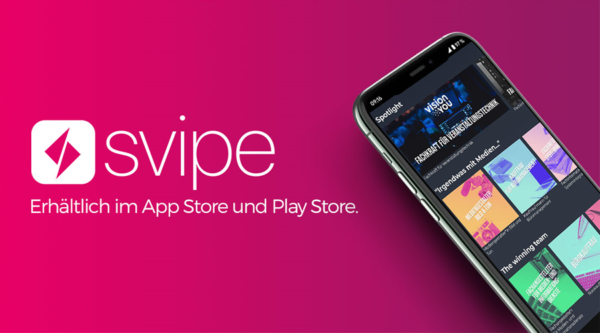 svipe…and get inspired!