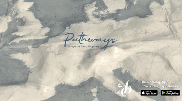Pathways – Spielerisch Europa erleben
