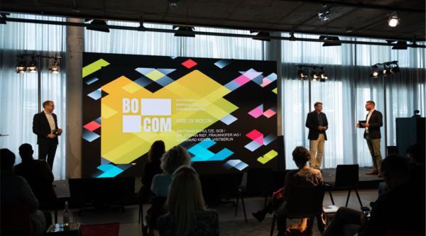 BOCOM-Premiere: Erfolgreicher Showcase für Events der Zukunft