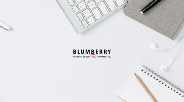 Blumberry: Junior Berater (m/w/d) im Bereich Kommunikation