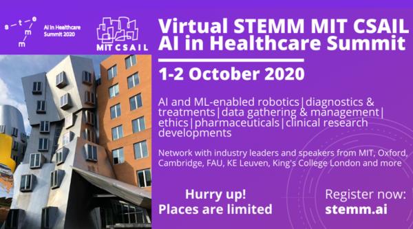 media:net COOP: Virtual STEMM MIT CSAIL AI in Healthcare Summit