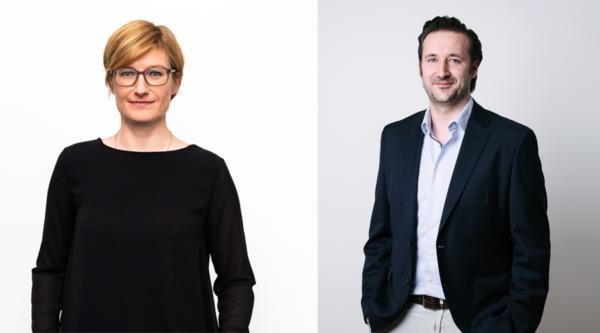 """Investors' Dinner #20: """"3 Fragen an…"""" Dr. Franka Birke (CEO metr Building Management Systems) und Sebastian Britz (CEO digitty.io)"""