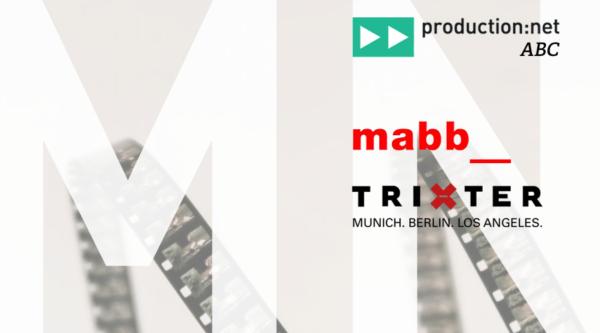production:net ABC: Über Medienförderung und Nepomuk mit mabb und TRIXTER