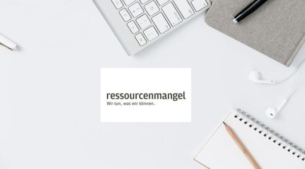 ressourcenmangel: Pflichtpraktikum PR Beratung (m/w/x)