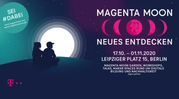 berlin.digital COOP: Magenta Moon 2020