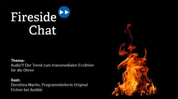 media:net Fireside Chat: Audio?! The trend of transmedial stories for the ears