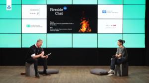 media:net Fireside Chat: Audio?! Der Trend zum transmedialen Erzählen für die Ohren