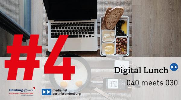 Digital Lunch | 040 meets 030