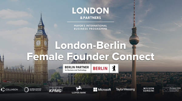 London-Berlin Female Founder Connect
