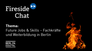 media:net Fireside Chat: Future Jobs & Skills – Specialists and further training in Berlin