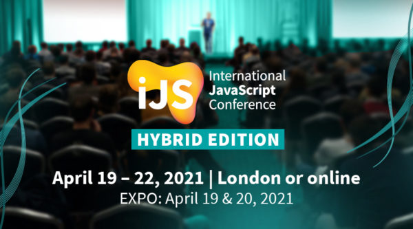 media:net COOP: International JavaScript Conference London 2021 – Hybrid Edition