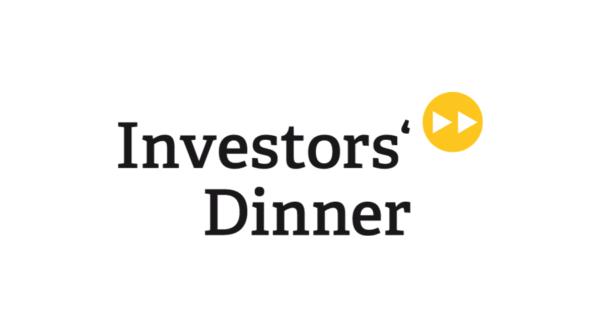 Application Deadline for Investors' Dinner #21