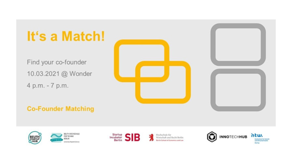 startup:net COOP: Co-Founder Matching (English)