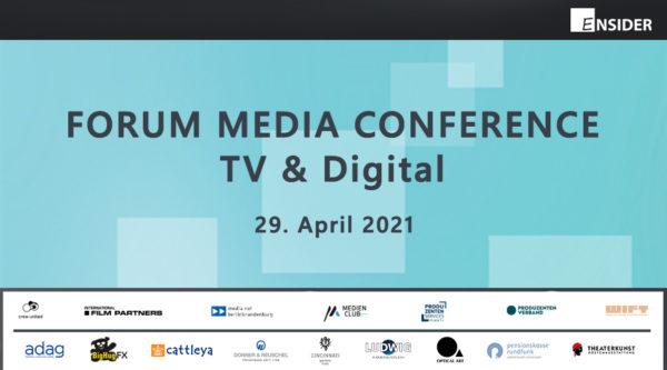 production:net COOP: Forum Media Conference   TV & Digital