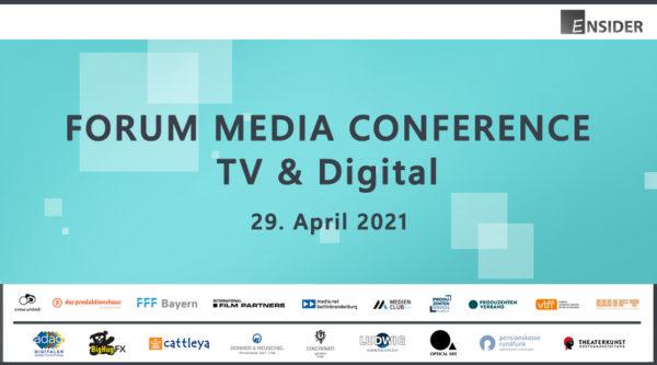 production:net COOP: Forum Media Conference | TV & Digital