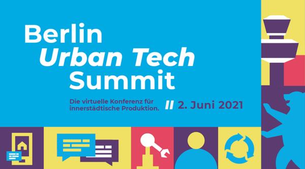 Eventkalender: Berlin Urban Tech Summit 2021
