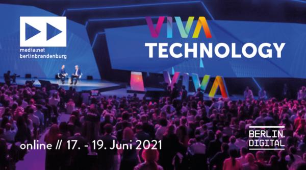 berlin.digital @ VivaTech 2021