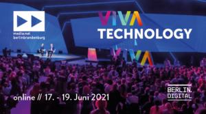 berlin.digital auf der VivaTech 2021