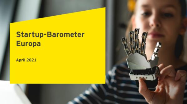 Startup-Barometer Europa April 2021
