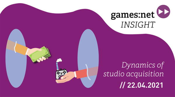 games:net: INSIGHT Dynamics of studio acquisition