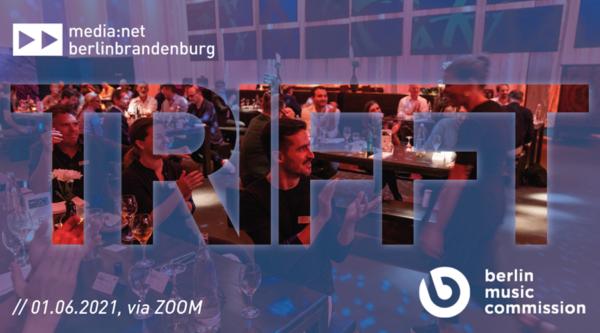 media:net berlinbrandenburg trifft Berlin Music Commission