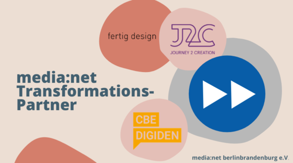 Alles neu macht 2021: media:net im Transformationsprozess