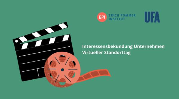 Virtueller Standorttag – Join Babelsberg!