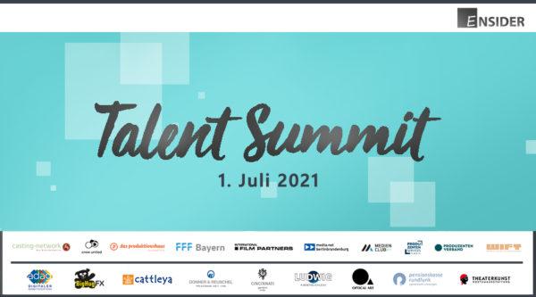 Talent Summit jetzt als VoD