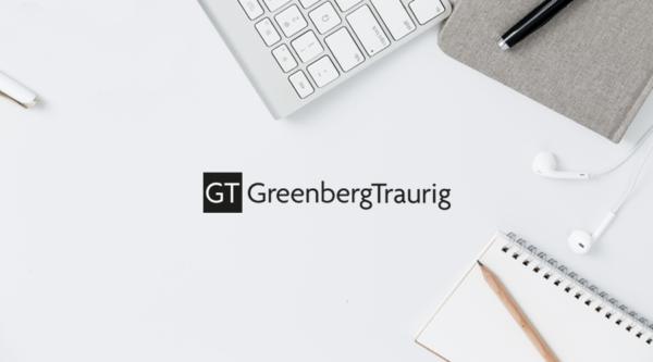 Greenberg Taurig: Event Marketing Specialist (m/w/x)