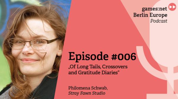games:net Berlin Europe Podcast – Philomena Schwab