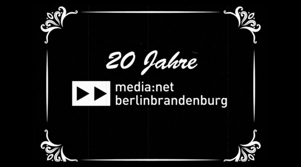 20 Jahre media:net berlinbrandenburg e.V.