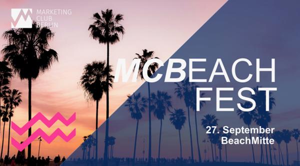 Eventkalender: MCBEACHFEST