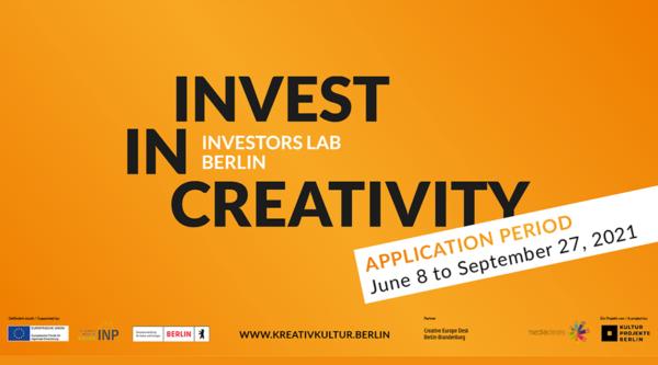media:net COOP: Investors Lab Berlin 2021