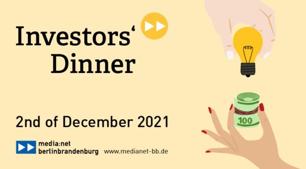 Investors' Dinner #22