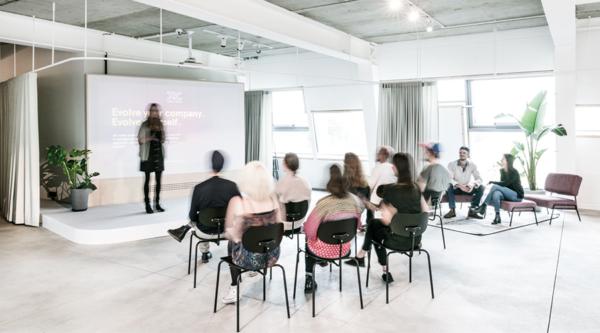 Mieter*innen gesucht – Büro- und Eventflächen an der Spree
