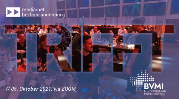 media:net trifft Bundesverband Musikindustrie e.V.