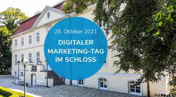 Eventkalender: Digitaler Marketing-Tag im Schloss Ovelgönne
