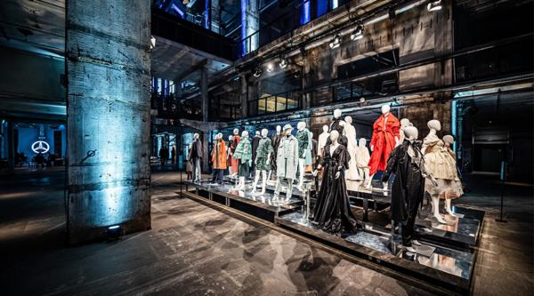 Uhura für Berlin Fashion Week