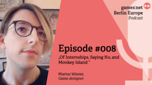 games:net Berlin Europe Podcast – Marius Winter